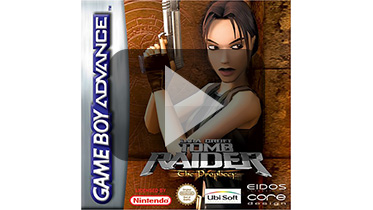 GBA游戏《古墓丽影:预言(Tomb Raider: The Prophecy)》视频攻略