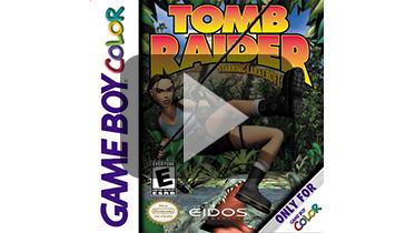 GBC游戏《古墓丽影:梦魇之石(Tomb Raider: The Nightmare Stone)》视频攻略