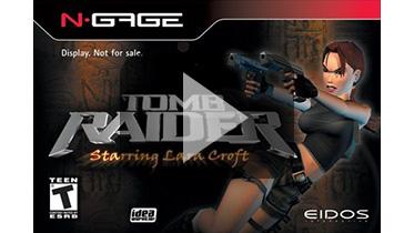 N-Gage版《古墓丽影1》视频攻略
