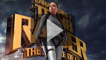 2003年《古墓丽影:生命的摇篮》电影官方预告片