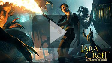 """《劳拉与光之守护者》""""挑战包3:危险的聚会""""视频攻略"""