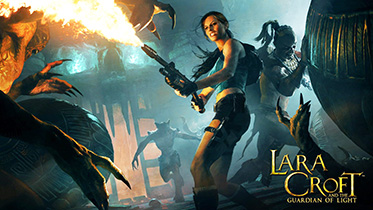 《劳拉与光之守护者》PS3版网络联机模式于2010年11月23日发布