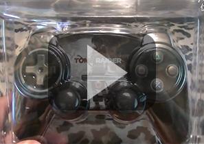 Bigben无线PS3手柄拆封视频