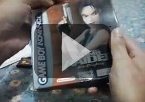 [GBA]《古墓丽影:预言(Tomb Raider The Prophecy)开封视频