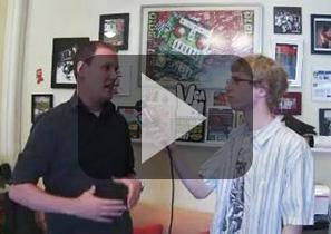 《劳拉与光之守护者》艺术总监丹尼尔(DANIEL NEUBERGER)访谈视频