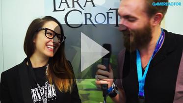 《劳拉GO(Lara Croft Go)》品牌经理采访视频