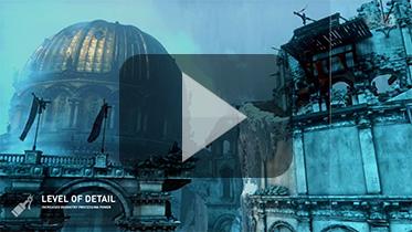 《古墓丽影10:崛起》PC版官方宣传片:PC版技术特点