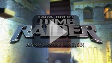 核心设计版《古墓丽影:十周年纪念版》泄漏演示视频