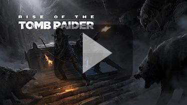 《古墓丽影:崛起》最新DLC演示视频