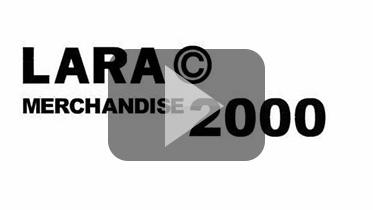 """古墓丽影早期""""劳拉(LARA)""""品牌广告视频"""
