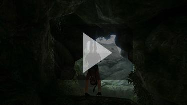 虚幻4引擎重置高清版《古墓丽影2》最新演示视频