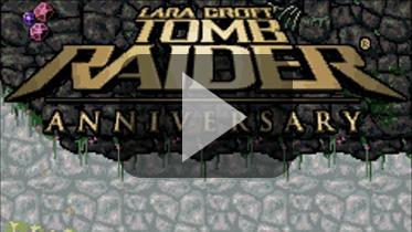 塞班手游版《古墓丽影:十周年纪念版》官方宣传视频及游戏展示