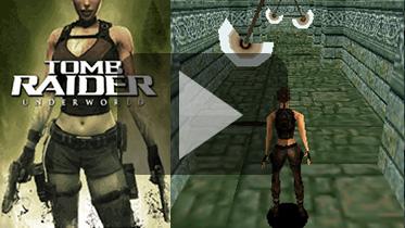 手游Java ME 3D版《古墓丽影:地下世界》游戏展示