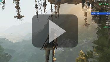 [世界紀錄]《古墓麗影11:暗影》不間斷無條件競速通關視頻