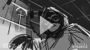 《古墓丽影:暗影》亡灵节另一版剧情故事板