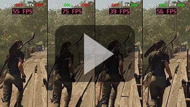 PC版《古墓丽影:暗影》光线追踪及抗锯齿游戏画质对比