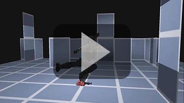 《古墓丽影8:地下世界》测试关卡演示