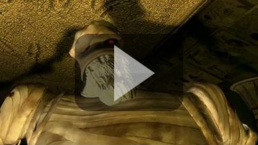 """1999年《古墓丽影4》电视广告:""""木乃伊"""""""