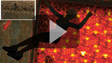 《古墓丽影1、2》过场动画的秘密