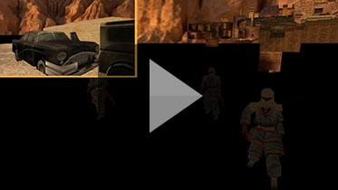 《古墓丽影4》过场动画的秘密