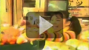 1996年《古墓丽影1》日本真人广告