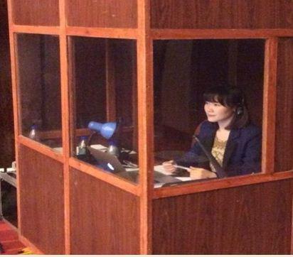 上海英漢同傳會議口譯峰會同傳Eging Lillian簡介