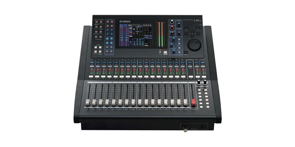 YAMAHALS-9小型数字调音台