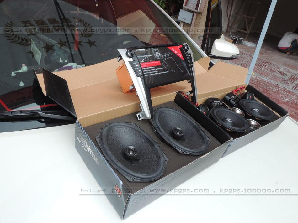 丰田15款凯美瑞安装飞歌g8与摩雷玛仕舞喇叭