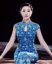 女子水晶十二乐坊队长 杨洋