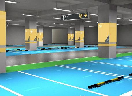 车库万博体育官方网站下载设计与施工