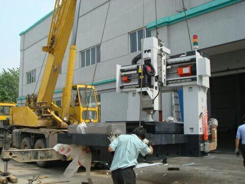 大型机械设备拆装搬运