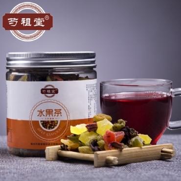 芍祖堂 水果茶 花茶加盟代理一件代发