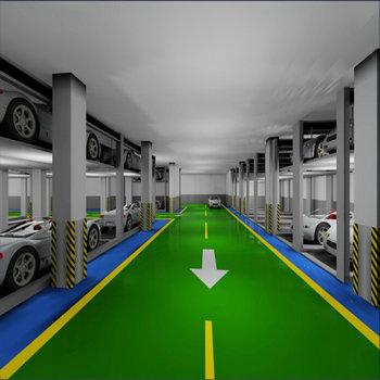 车库地坪设计与施工