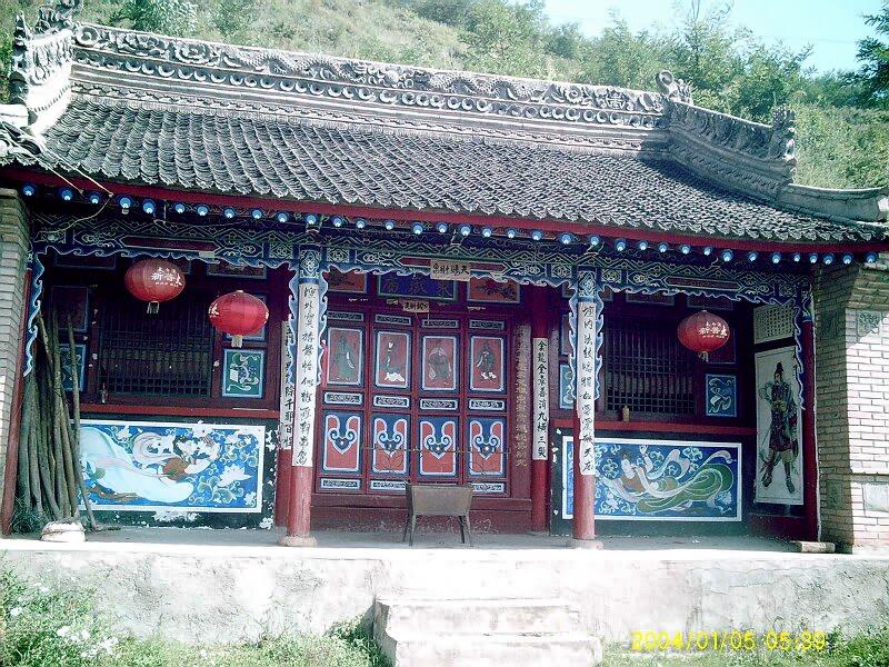 历史悠久的百家村庙会