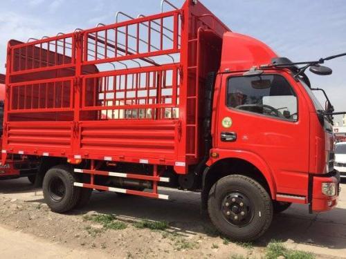 成都到西藏拉萨物流货运公司--4.2米高栏运输车型