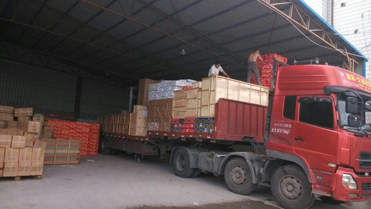 乐山到重庆物流公司-运输成功案例